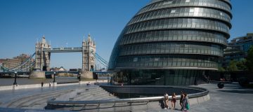 London's Mayor Says Moving City Hall From Central London Would Save £55 Million
