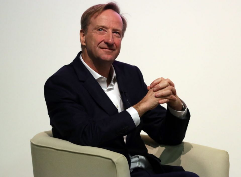 MI6 Chief Alex Younger Speaks At University Of St Andrews