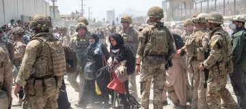 MOD Evacuations Out Of Kabul
