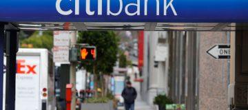 Major Bank Citigroup Reports Quarterly Earnings