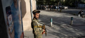 More Displaced Afghans Arrive In Kabul As Taliban Gains Ground