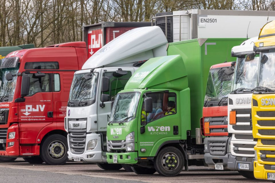 New Covid-19 Testing Requirements For Hauliers Arriving From Abroad
