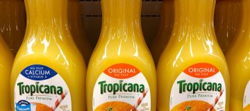 PepsiCo to sell Tropicana and Naked juice brands for £3.3bn