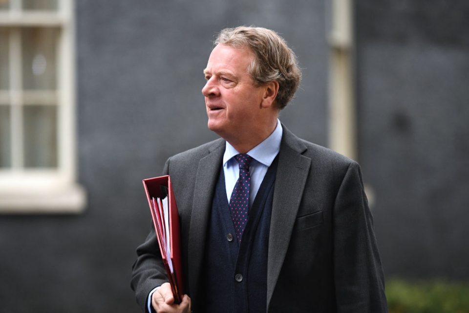 Prime Minister Holds Cabinet Meeting Before Final Brexit Talks