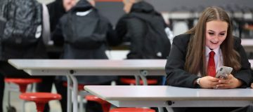 Scottish Pupils Return To School After Lockdown