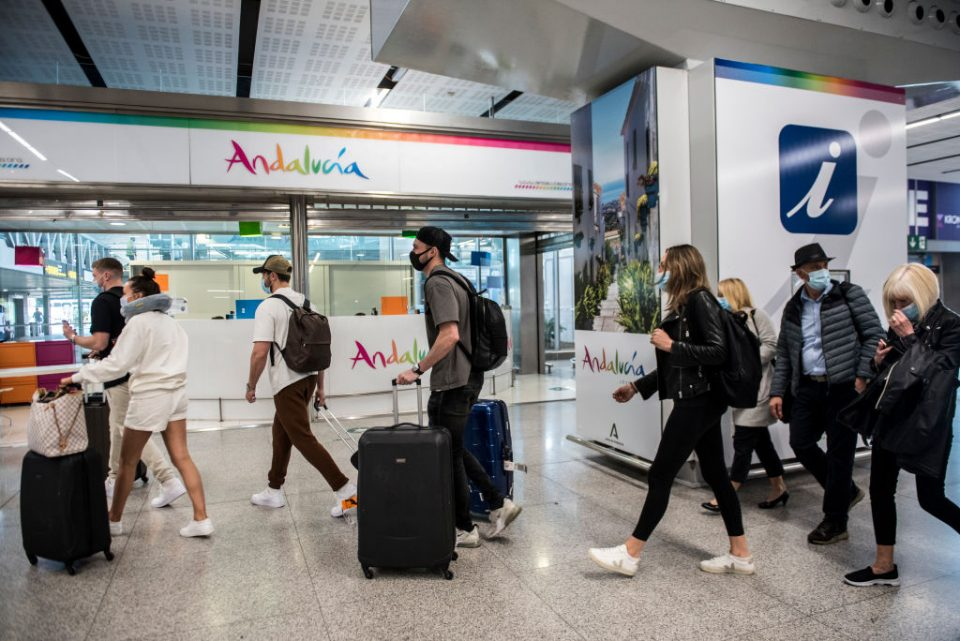 Spain Opens To British Tourists, Despite UK Restrictions On Non-Essential Travel
