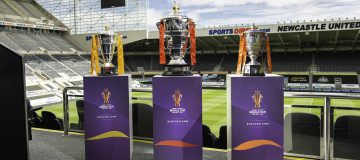 The Rugby League World Cup had been due to begin in Newcastle in October this year