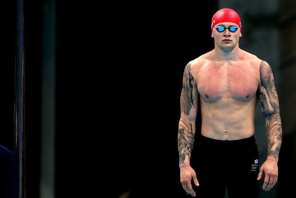 Adam Peaty won two more golds at the Tokyo 2020 Olympics but now plans to take time off to support his mental health