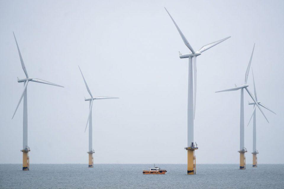 UK Wind Farms