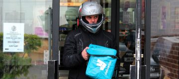 Deliveroo shares surge after German rival purchases stake
