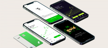 Robinhood US products overview
