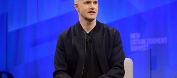 Coinbase cofounder Brian Armstrong