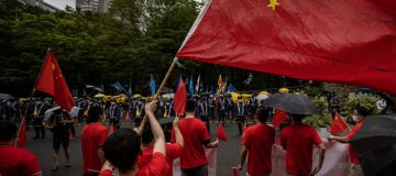 Vigil Held In Tokyo To Mark The 100th Anniversary Of The Chinese Communist Party