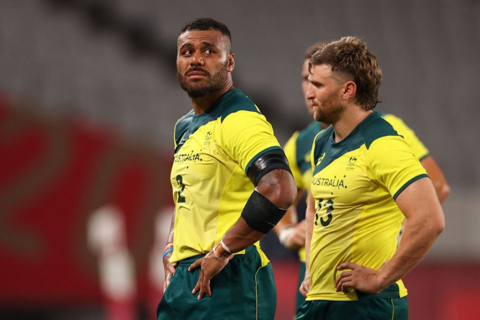 Australia's Olympic rugby sevens team will have to undergo alcohol counselling after a string of booze-fuelled incidents in Tokyo.