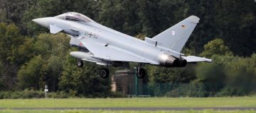 BAE Systems has secured a new £135m contract to develop the Typhoon fighter jet weapons systems, it was announced today.