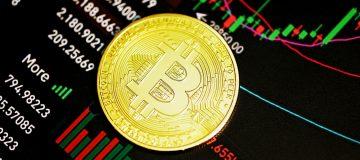 Bitcoin on graph