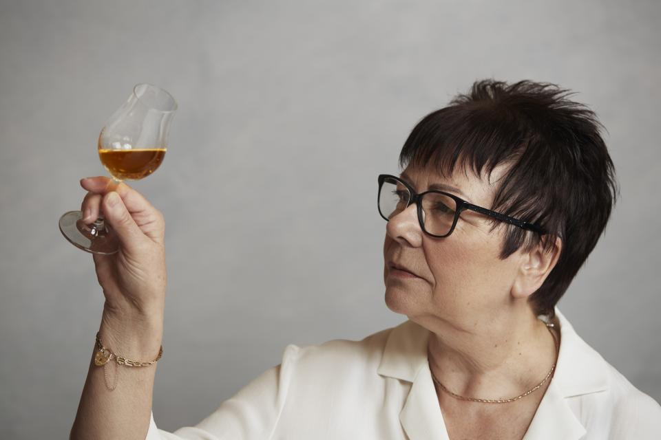 Master whisky distiller Maureen Robinson
