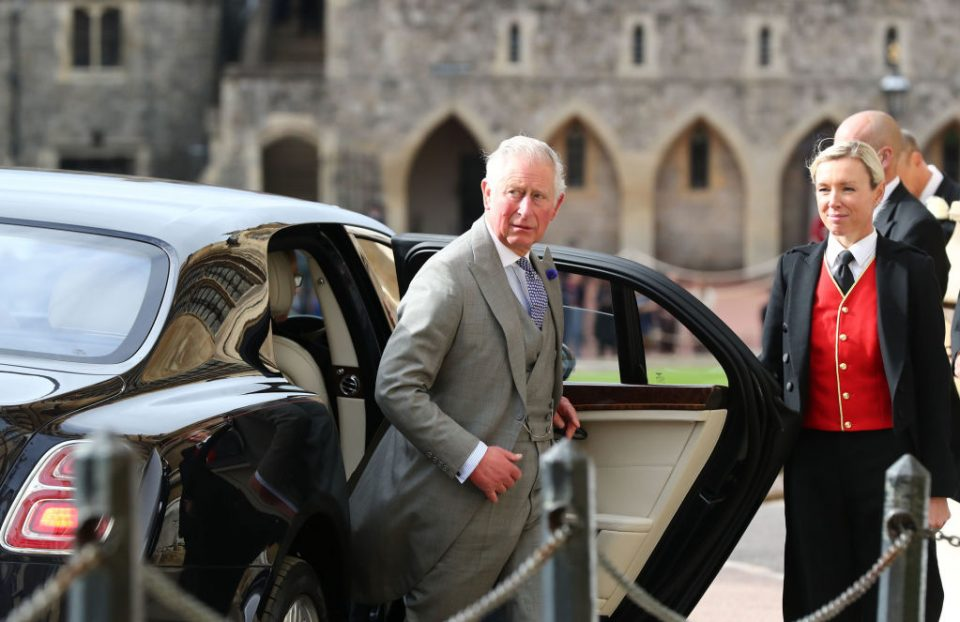Prince Charles knows how to dress at a wedding