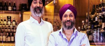 Sukhinder Singh is one of the world's leading whisky miniature collectors