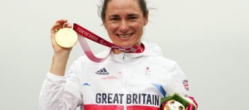 Record-breaking Storey writes new chapter in Paralympic history
