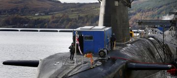 Additional Funding Announced For Trident Replacement
