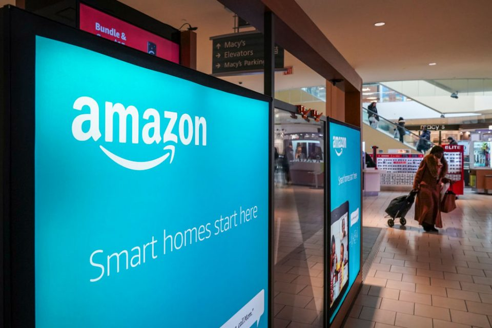 Amazon To Close Its Pop-Up Stores Across The U.S.