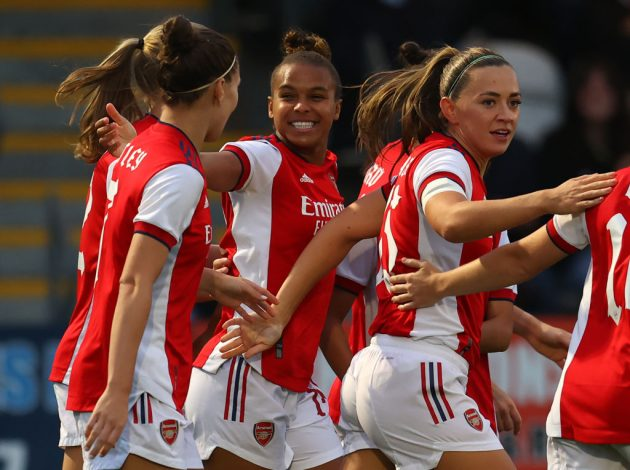 Arsenal have strengthened their WSL challenge with several new signings, including England forward Nikita Parris