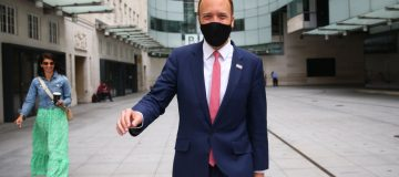 Guests Arrive For Andrew Marr Show