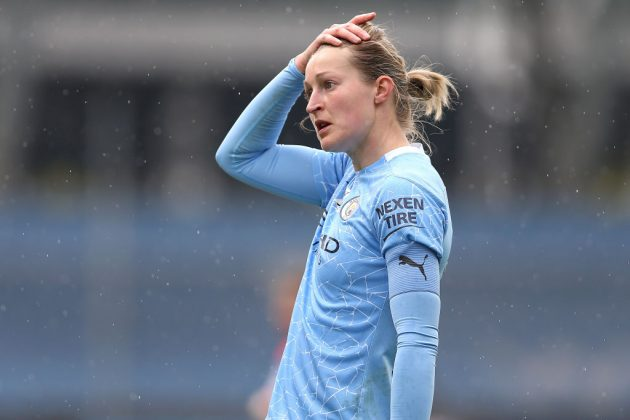 Last year's WSL runners-up Manchester City boast a host of England stars including prolific striker Ellen White