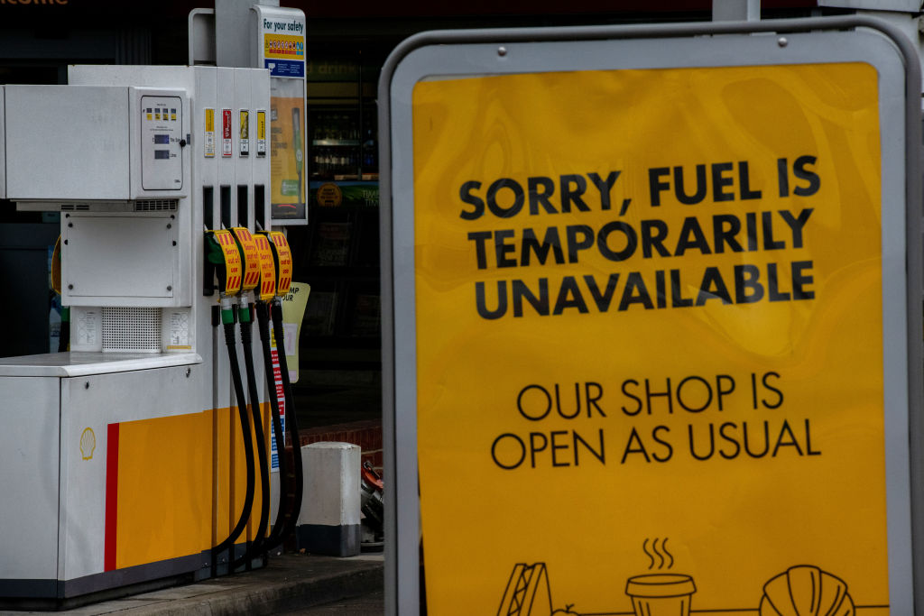 Operadores de estaciones de servicio: 'Las primeras señales' de que la crisis en los surtidores está terminando