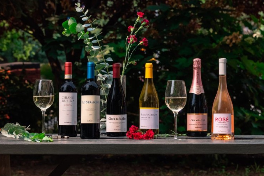 Sotheby's own-brand wine collection
