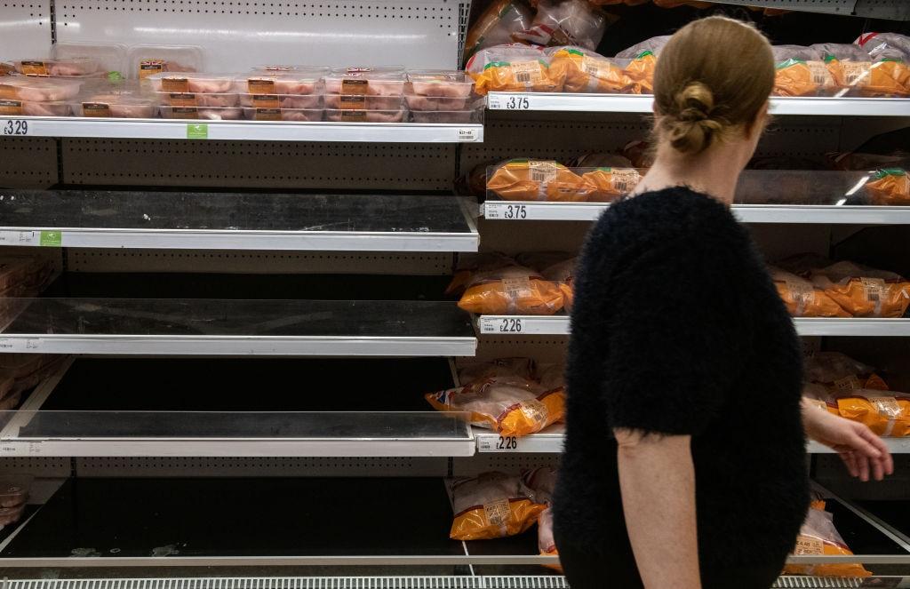 Bos ayam memperingatkan pembeli menghadapi kenaikan harga di 'dunia yang berbeda'