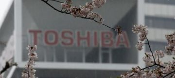 Toshiba in talks with private equity giants KKR and Blackstone to revise strategy