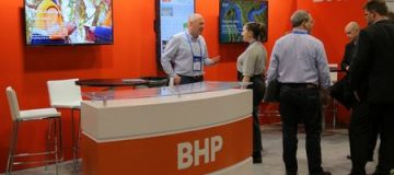 BHP booth