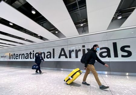Heathrow Airport has this morning urged ministers to streamline the UK's travel restrictions as it revealed it had fallen to 10th on the list of Europe's busiest airports.