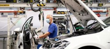 Car production tumbled in the UK for the first time since February as the combination of global chip shortages, workers being forced to isolate, and summer shutdowns jammed up factory lines.