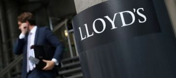 Lloyd's of London reports £1.4bn profit in first half of 2021